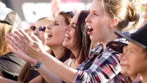 Festival Přeštěnice byl odměnou za vysvědčení, vystoupili Slza, Mandrage nebo Rybičky 48