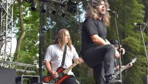 Manětín žil punkem a metalem, hráli Alkehol, Harlej nebo Trautenberk