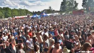 Pekelný ostrov Holýšov vrcholil s kapelami The Sweet, Olympic, Dymytry nebo Krucipüsk