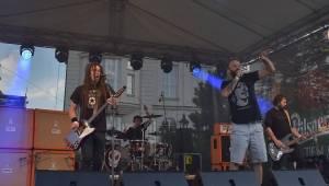Kurtizány z 25. Avenue zahráli v Plzni v pivovaru