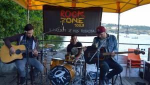 Letňák s RockZone zakotvil na Střeleckém ostrově, zahráli Ovoce nebo The Switch