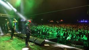 Festival Hrady CZ začal na Točníku, v pátek vystoupili Rybičky 48, Vypsaná Fixa nebo Vladimir 518
