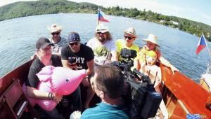 Harlej natáčí nový klip na Bali. Podívejte se na exkluzivní fotoreport
