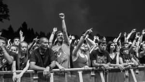 Billy Talent si v Olomouci pochvalovali české pivo
