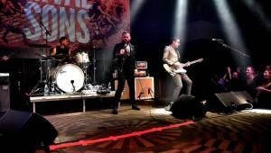 Rival Sons s psychedelií a garážovým rockem rozezněli Prahu