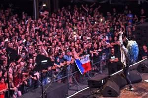 Ostrava v plamenech: Fanoušky rozpálili Arch Enemy, Loudness i Kreyson