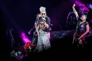 Sziget, den první: Velký návrat létající Pink, představili se i Billy Talent, Elle Exxe či Bazookas