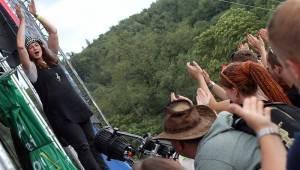 Hrady CZ se přesunuly na Moravu, na Veveří vystoupili Arakain s Lucií Bílou, Tomáš Klus i Anna K.