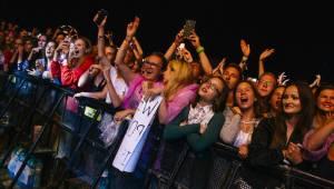 Na slovenský Grape festival zavítali Tom Odell, Moderat i Two Door Cinema Club