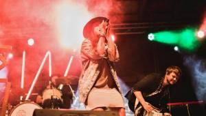 Ewa Farna zazpívala pod širým nebem v Beskydech