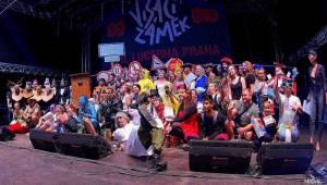 Hrady CZ: Pátek na Bouzově ovládli Rybičky 48 nebo Olympic, volily se nejlepší masky