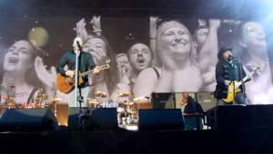 Soundtrack Poděbrady viděl jediný letošní koncert Lucie. Speciálním hostem byl Michal Pavlíček