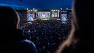Kryštof oslavil 25 let se vší parádou na pražském Strahově