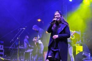 Radbuza fest v Dobřanech: Pódium ovládli Anna K., Smrtislav nebo Gingerhead