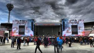 Kryštof vidělo na Strahově za dva dny téměř 68 tisíc diváků, gratulovali Petr Janda nebo Majk Spirit