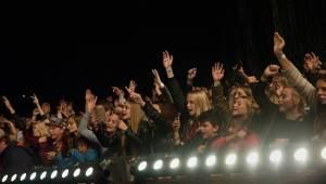 Ben Cristovao předvedl ve Žlutých lázních skvělou show plnou překvapení