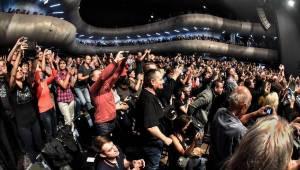 Nazareth v brněnském Sonu servírovali své největší hity