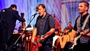 Michal Hrůza připomněl v Rudolfinu své největší hity za 20 let kariéry