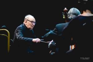Ennio Morricone hrál naposledy v Praze