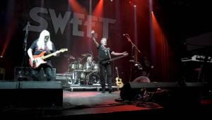Sweet připomněli v Lucerně slavnou glamrockovou éru
