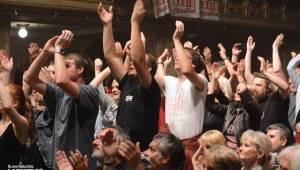 Sweet v Praze zvedali fanoušky ze sedadel