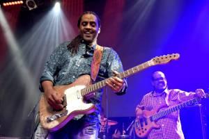 Bluefest se po roce vrátil do Lucerna Music Baru, zahráli Kenny Neal nebo Anthony Gomes