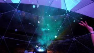 Nebe předvedli v Praze na Výstavišti nebeskou show