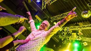 Cocotte Minute udělali bordel ve vyprodaném Lucerna Music Baru