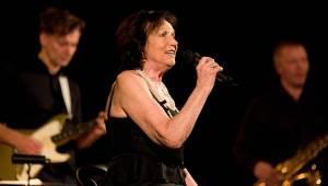 Marta Kubišová odehrála poslední koncert ve svých rodných Českých Budějovicích