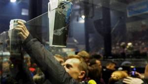 Kabát v Olomouci: Hanáci zpívali hity i před halou