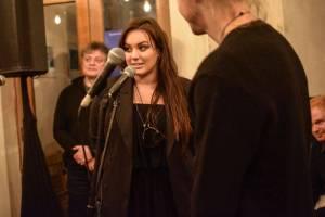 Tomáš Klus a Ewa Farna pokřtili knížkodesku Ukolébavky