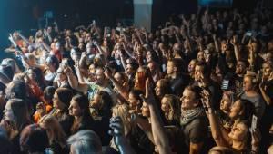 The Rasmus přijeli do Prahy s novou deskou Dark Matters