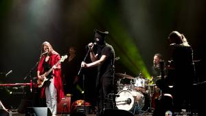 Vladivojna La Chia pokřtila v La Fabrice soundtrack k filmu 8 hlav šílenství