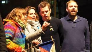 Festival svobody ovládl Prahu, na Václaváku zpívali Aneta Langerová, Zrní, Emma Smetana nebo Kapitán Demo