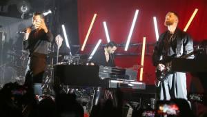 Písně Hurts zněly Bratislavou. Fanoušci je zpívali jako jeden muž