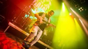 Energie sálající z Gaia Mesiah zbořila Lucerna Music Bar