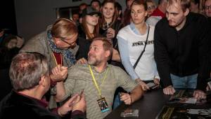 Těžkej Pokondr oslavil ve Foru Karlín 21 let působení, gratulovali Lukáš Pavlásek nebo Martin Dejdar