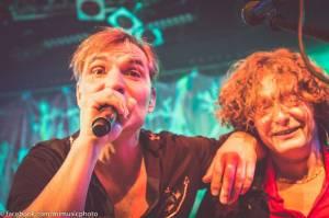Mig 21 a vyprodaný Lucerna Music Bar ví, že Svoboda není levná věc