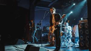 Nothing But Thieves v Praze předvedli novou desku Broken Machine