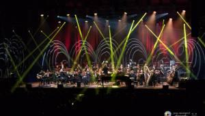 Aneta Langerová se Symfonickým orchestrem Českého rozhlasu rozněžnila Forum Karlín