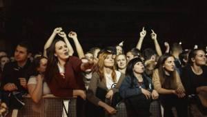 Royal Republic strhli fanoušky v pražské Lucerně