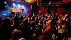 Jiskřící turné Zrní vyvrcholilo koncertem v Českých Budějovicích