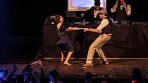 Stylová party Electro Swing Fever roztančila Roxy