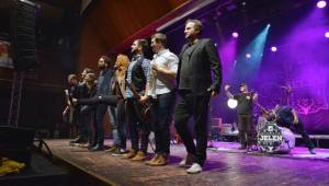 Vánoční Jelen vyběhl v Havlíčkově Brodě, zazpívali i Debbi, Kateřina Marie Tichá a David Stypka