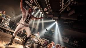 Předvánoční Monkey Business roztančili Lucerna Music Bar hned napoprvé