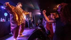 Klub Rock Café slavil 27. narozeniny pod taktovkou Kapitána Demo