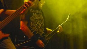 V Divadle Pod Lampou zněly ostré kytary, vystoupili Middledark a Search and Destroy