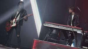 Mandrage představili nové album Po půlnoci ve Foru Karlín, dorazil i Kapitán Demo
