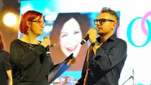 Anna K., Pokáč a Honza Křížek bavili návštěvníky Valentýnské party Žebříku