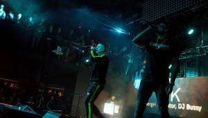 Ektor pokřtil album Alfa společně sBarracudou, Wichem či Strapem